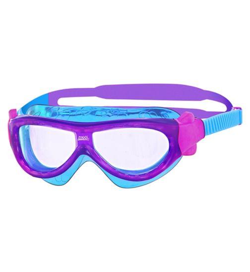 Zoggs Phantom Kids Mask Purple
