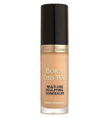 Too Faced born this way concealer almond