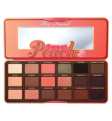 Too Faced Sweet Peach Eye Shadow Palette 17.1g