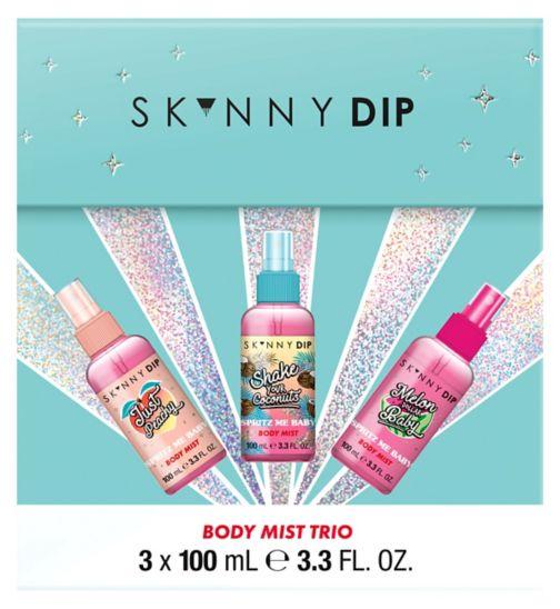 Skinnydip Body Mist Trio Set