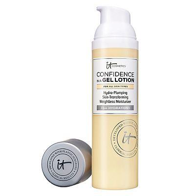 IT Cosmetics Confidence in a Gel Lotion Face Moisturiser