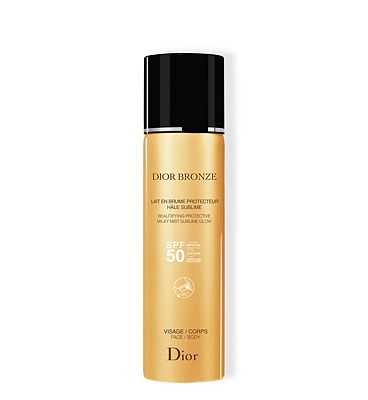 Dior Bronze Beautifying Protective Creme Sublime Glow - Spf50