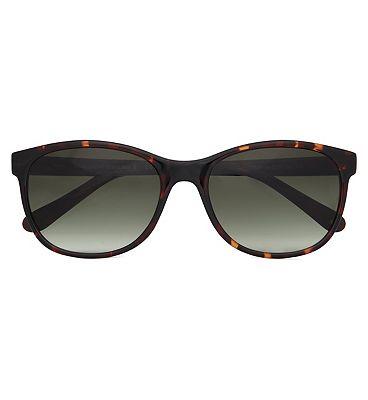 Joules Sunglasses Women Preppy Tortoiseshell/Turquoise frame