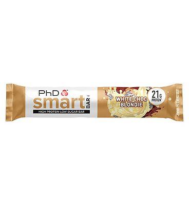 PhD Smart Bar - White Chocolate Blondie 64g