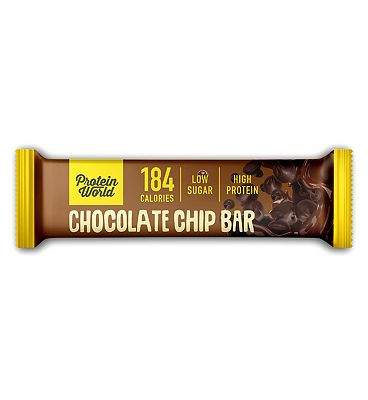Protein World - The Slender Blend Bar - Chocolate Chip 50g