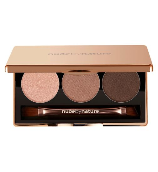 5db278397c12 Nude By Nature Natural Illusion Eyeshadow Trio