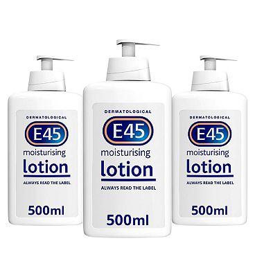 E45 Body Lotion Bundle
