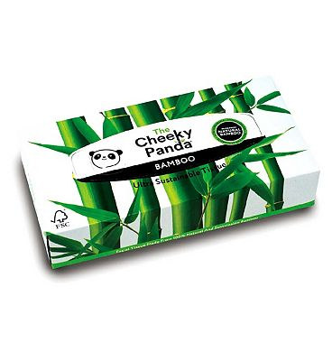 The Cheeky Panda Flat Box 80s
