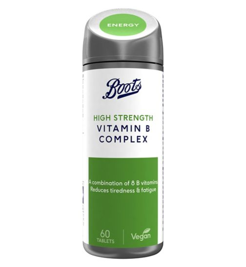 Vitamin B Complex | Vitamins & Supplements - Boots