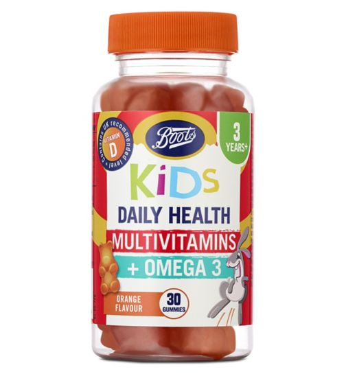 Baby & Child Vitamins | Baby & Child Health - Boots