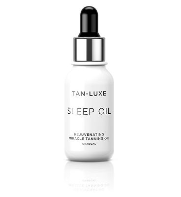 Tan-Luxe Sleep Oil, rejuvenating miracle tanning oil 20ml