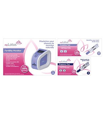 MyLotus Fertility Monitor Starter Pack