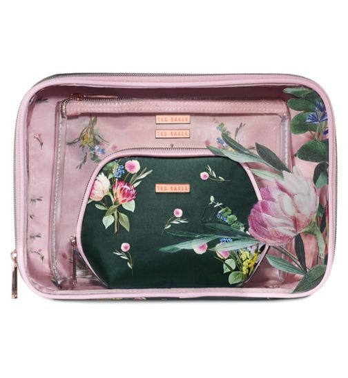 db87b5e84349 Wash Bags   Cosmetic Cases