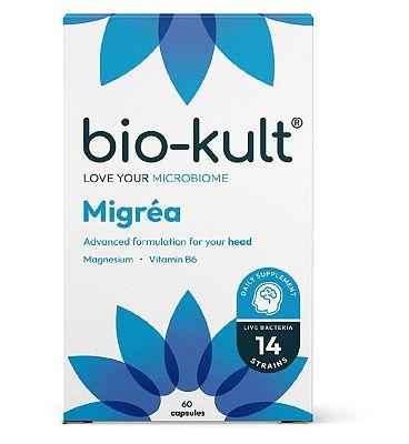 Bio-Kult Migra - 60 Capsules