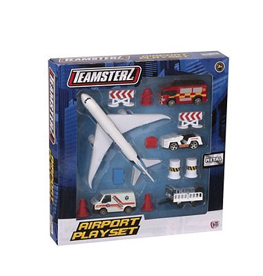 Teamsterz Airport Playset