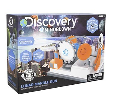 Discovery Toy Marble Run Stunt Small