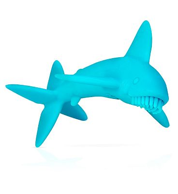 Nuby Little Shark Massaging Teether