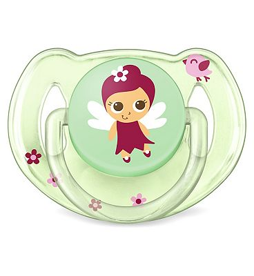 Avent Enchanted Garden Soother 6-18m Girl