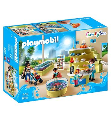 Playmobil Family Fun Aquarium Shop 9061