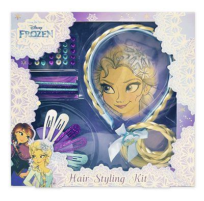 Disney Frozen Hair Styling Kit