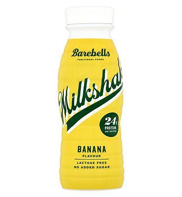 Barebells Milkshake Banana - 330ml
