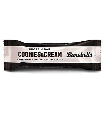 Barebells Protein Bar Cookies & Cream - 55g