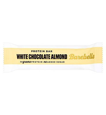 Barebells Protein Bar - White Chocolate Almond 55g