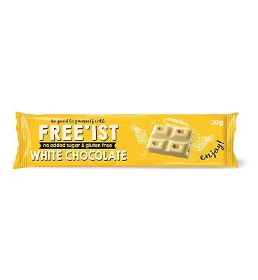 Free'ist White Chocolate - 30g