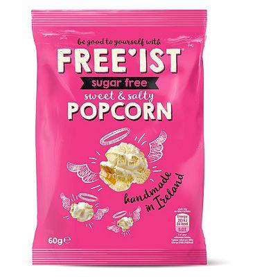 Free'ist Sweet & Salty Popcorn - 60g