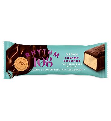 Rhythm108 Super Coconut Chocolate Bar - 33g