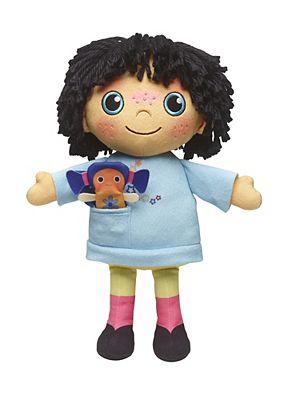 Playskool Moon and Me Goodnight Pepi Nana Plush Doll