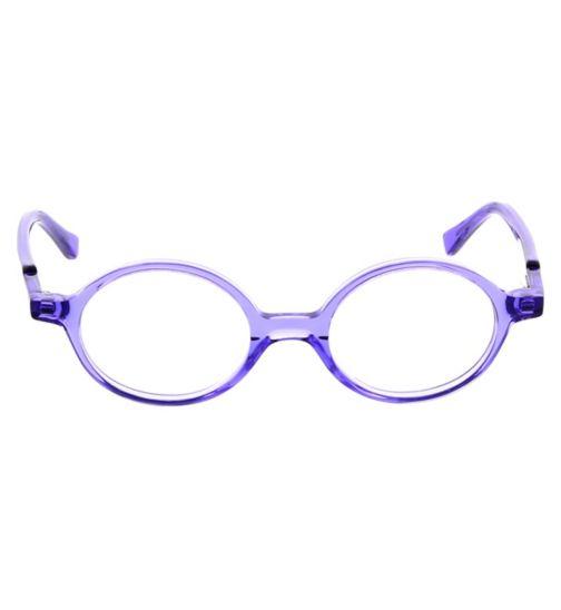 72752f5815700 Boots Girls Glasses - Purple - BKF1901