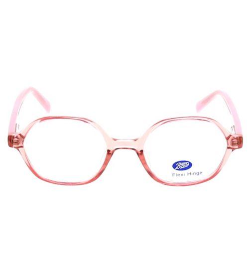 8b57d1fcb42cc Boots Girls Glasses - Pink - BKF1902