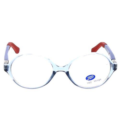 a55b1ba7cb3e6 Boots Boys Glasses - Blue - BKM1903