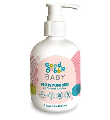 Good Bubble Cottonseed & Aloe Vera Moisturiser 250ml