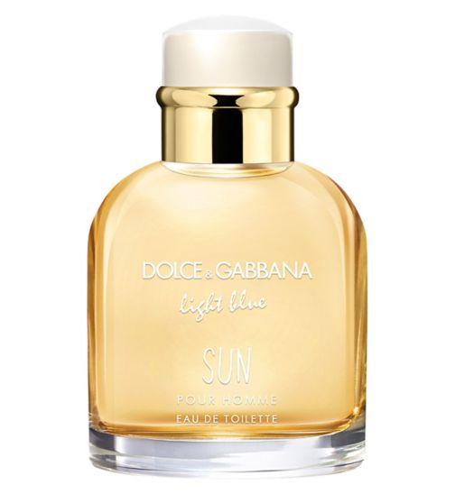 626f84fae7800 Dolce   Gabbana Light Blue Sun for Him Eau de Toilette 75ml