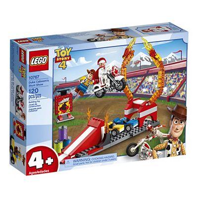 LEGODisneyPixar Toy Story 4 Duke Cabooms Stunt Show 10767
