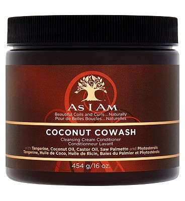 AS I AM Naturally, Classic Collection, Coconut Cowash 16oz