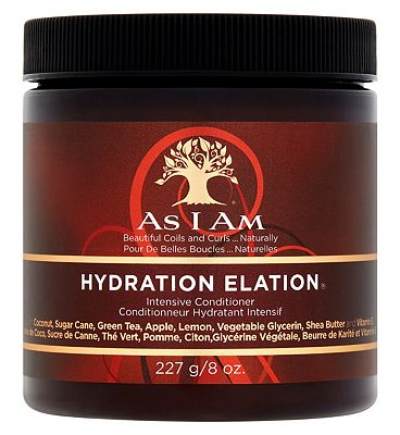 AS I AM Naturally, Classic Collection, Hydration Elation Intensive Conditioner 8oz