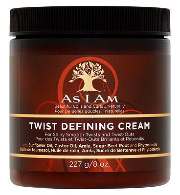 AS I AM Naturally, Classic Collection Twist Defining Cream 8oz