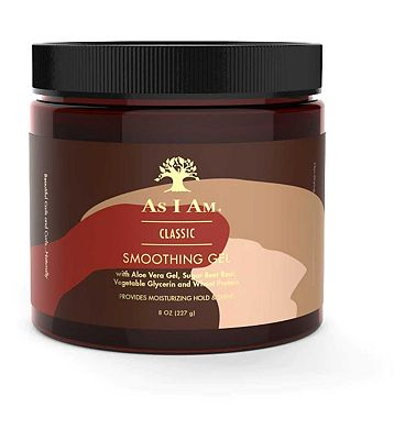 AS I AM Naturally, Classic Collection Smoothing Gel 8oz