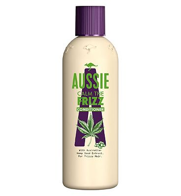 Aussie Calm The Frizz Hair Conditioner With Hemp Seed Oil 250ml
