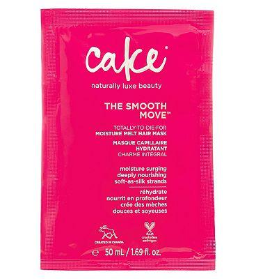 Cake Smooth Hair Moisture Melt Mask 50ml
