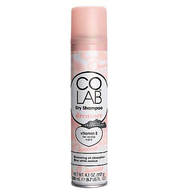 Colab Dry Shampoo, Dreamer, 200ml