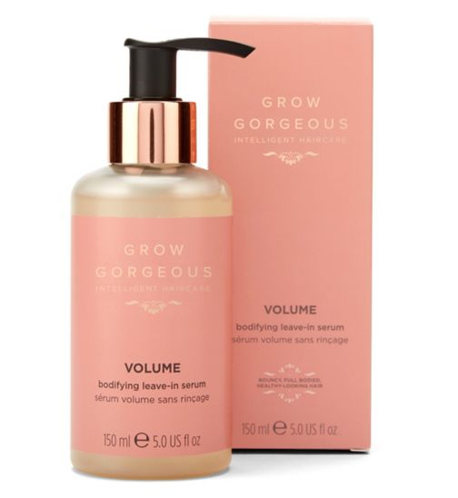 Grow Gorgeous Volume Leave-in Serum 150ml