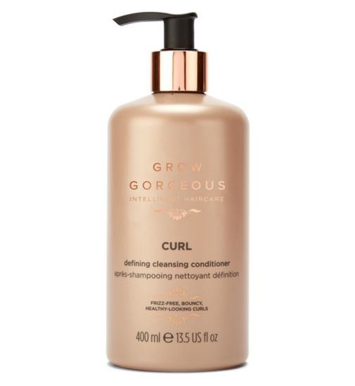 Grow Gorgeous Curl Cleansing Conditioner 400ml