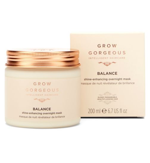 Grow Gorgeous Balance Hair and Scalp Mask 200ml