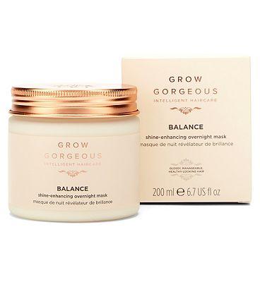 Grow Gorgeous Balance Hair and Scalp Mask 200ml