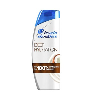 Head & Shoulders Deep Hydration Anti-Dandruff Shampoo, 500ml