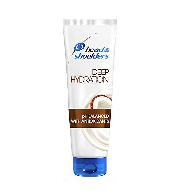 Head & Shoulders Deep Hydration Anti-Dandruff Hair and Scalp Conditioner, 275ml